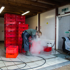 Power Washers - Food & Drink Industry