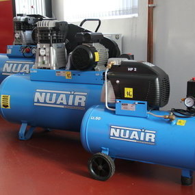 Compressors - Oil, Gas & Marine Industry