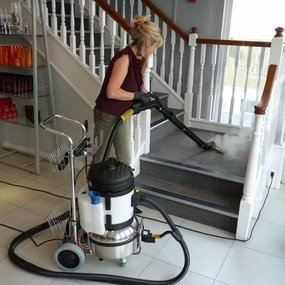 Steam Cleaners - Cleaning Industry