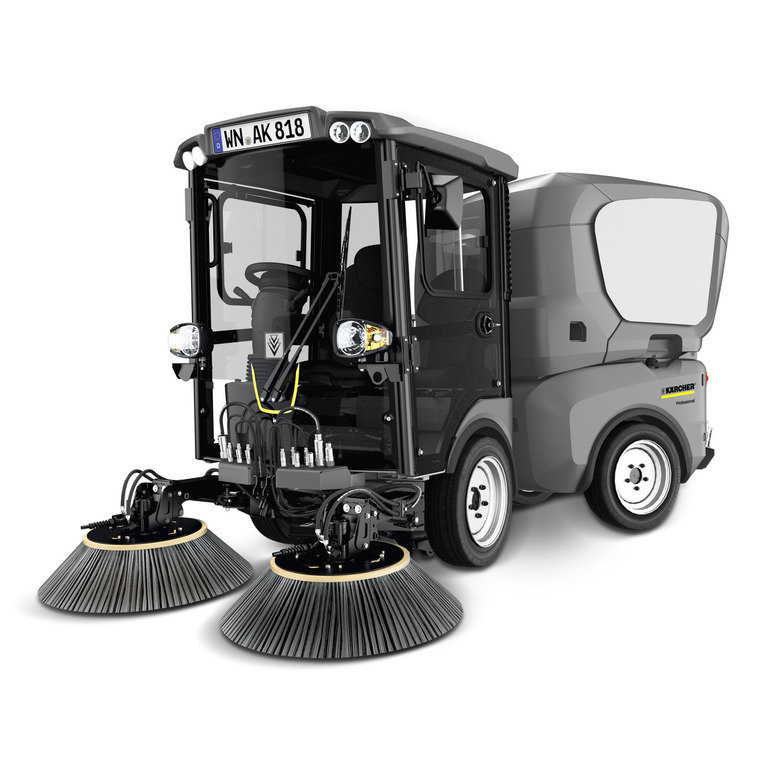 KARCHER CITY SWEEPER MC 130